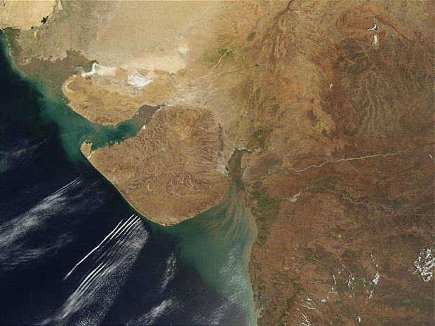 Gujarat has Longest Sea Shore and cost line