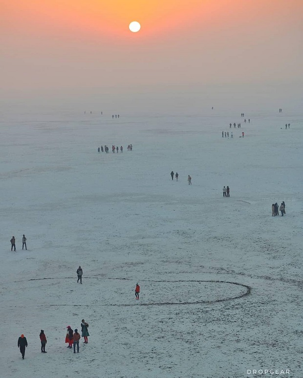 Rann of Kutch - Must visit place in Kutch