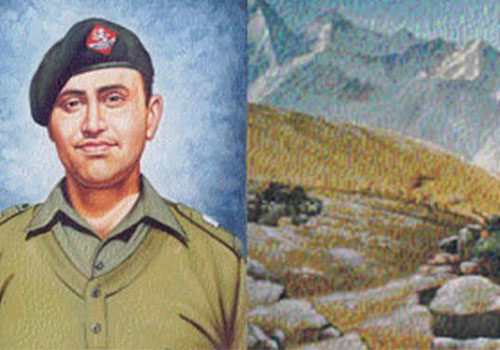 Major Shaitan Singh Kumaon Regiment
