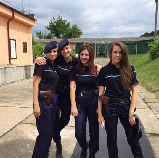 25 Most Beautiful Female Police Forces From Around The World
