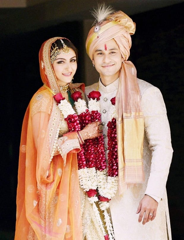 Kunal Khemu and Soha Ali Khan marriage