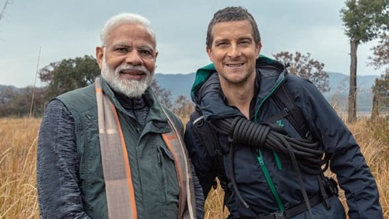 Bear Grylls wanted to join The Indian Army
