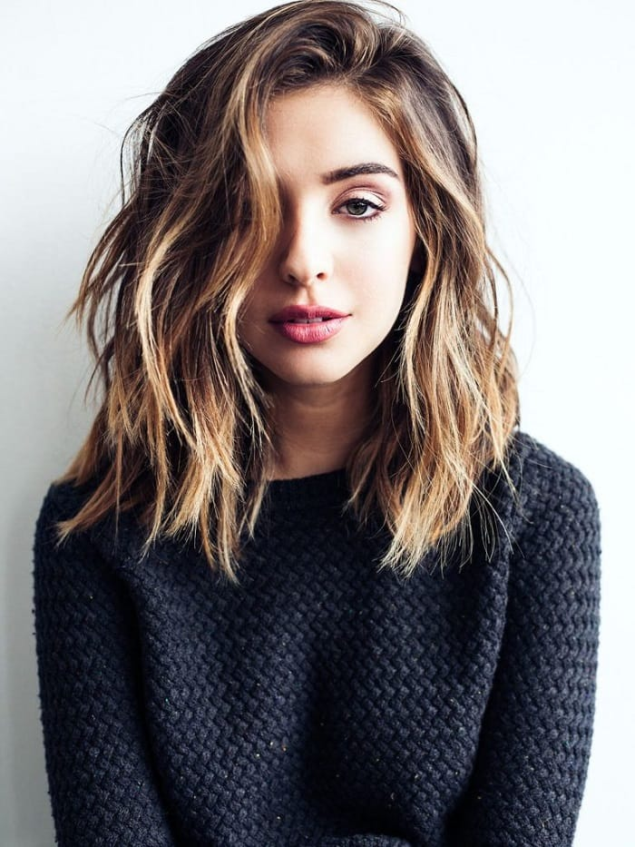 15 Hairstyles For Girls With Shoulder Length Hair If You ...