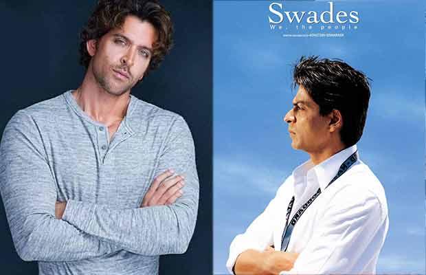 Hrithik Roshan rejected Swadesh