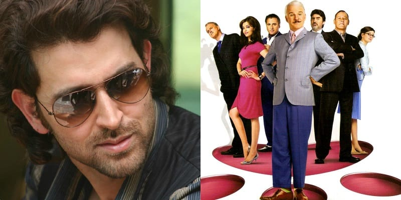 Movies rejected by Hrithik RishanPink Panther 2