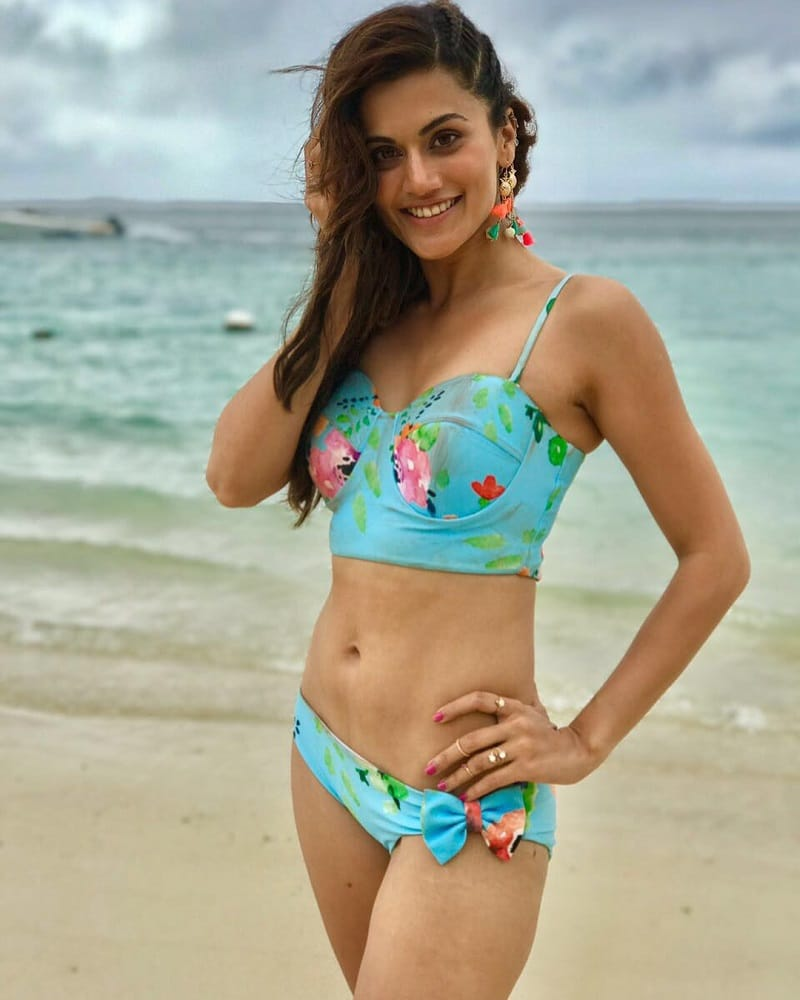 25 Taapsee Pannu Hot Photos That'll Make Your Heart Skip A Beat