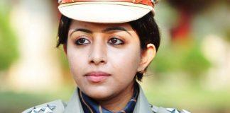 Badass Women In Uniform - IPS Merin Joseph