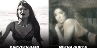 Bollywood Actresses in Bikini