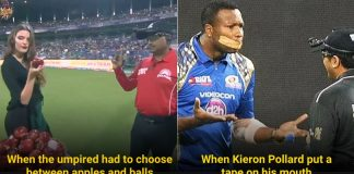 Crazy Things Happened In IPL