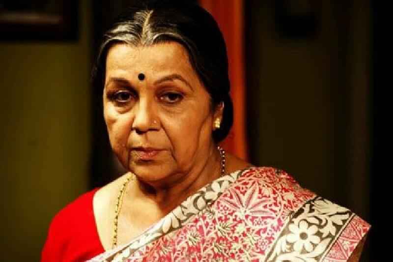 Rohini Hattangadi- Talented Theatre actress