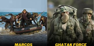 Special forces of India
