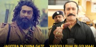 brilliant characters in Bollywood movies
