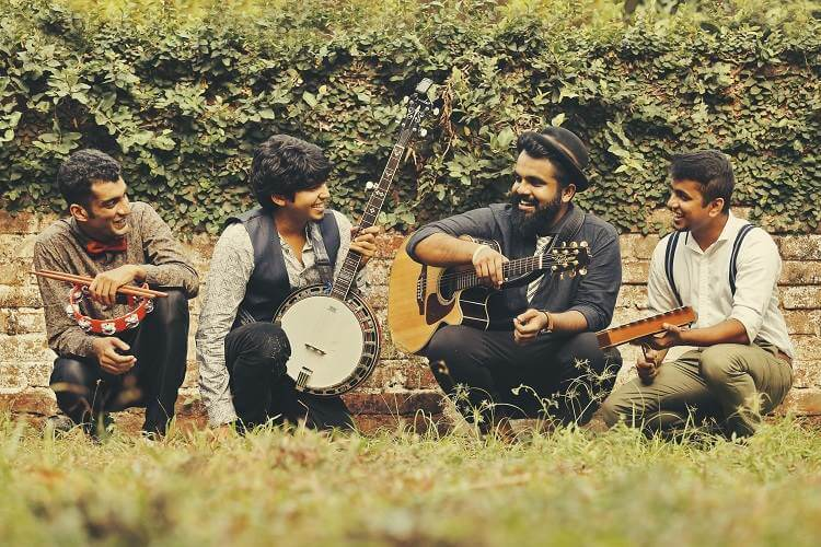 Indian Music Band When Chai Met Toast