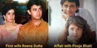 Aamir Khan Love Affairs