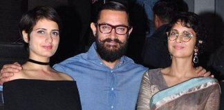 Aamir khan relationship with fatima sana
