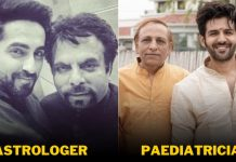 Bollywood Stars Fathers