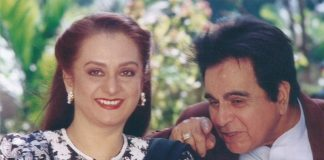 Dilip Kumar And Saira Banu Love Story