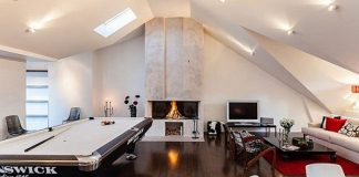 How To Convert Your Attic Into A Gaming Den