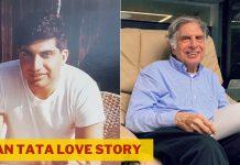 Ratan Tata love story