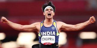 About Neeraj Chopra