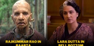 Amazing makeup Transformation in Bollywood