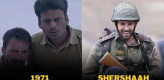 Bollywood Movies On War