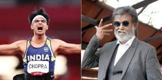 Neeraj Chopra And Rajinikanth Connection