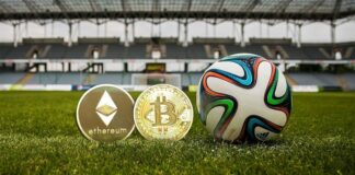 football betting with Bitcoin