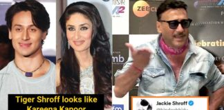 Jackie Shroff on tiger Being Compared To Kareena Kapoor