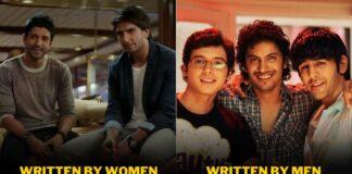 Male Characters Written By Women VS How They Are Written By Men